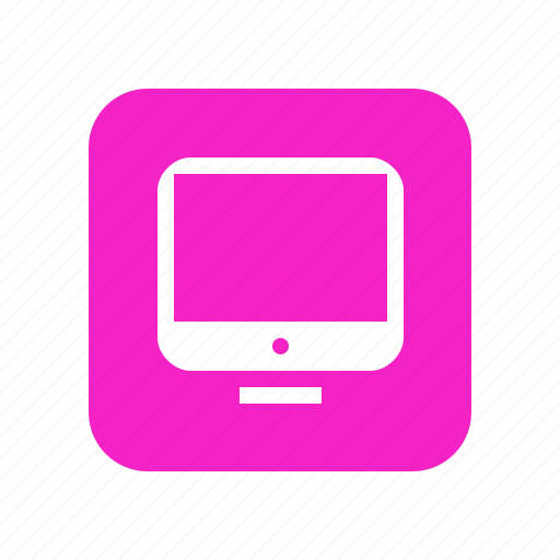 communication, computer, device, display, imac, internet, laptop, mac, mobile, monitor, pc, phone, screen, smartphone, system, technology icon