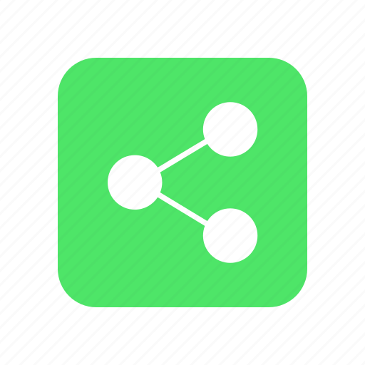 cloud, communication, connection, internet, media, network, share, sharing, social icon