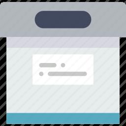 2, archive icon