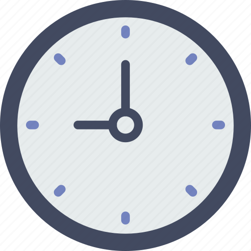 1, clock icon