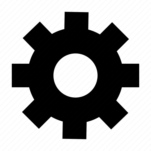 configuration, essential, gear, setting icon