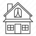 building, estate, home, house, real