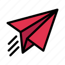 email, fast, message, paperplane, send
