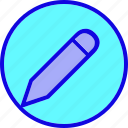 design, draw, edit, layout, pencil, sign, write icon