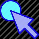 arrow, click, cursor, direction, mouse, navigation, pointer