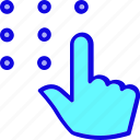click, finger, gesture, hand, interaction, keyboard, tap