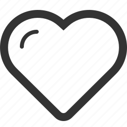 affection, compassion, emotion, health, heart, heartbeat, love icon
