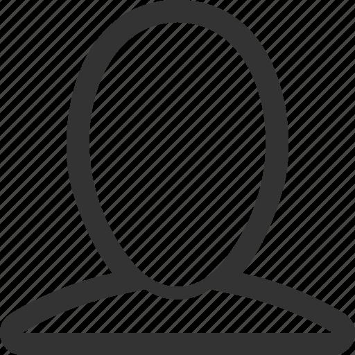 account, avatar, head, member, person, profile, user icon