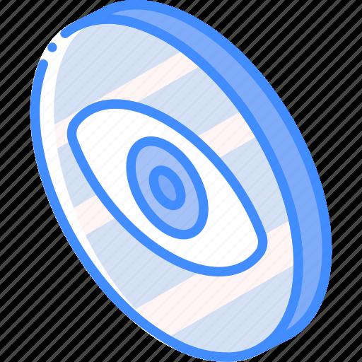 essentials, iso, isometric, show icon