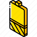 battery, essentials, iso, isometric, low
