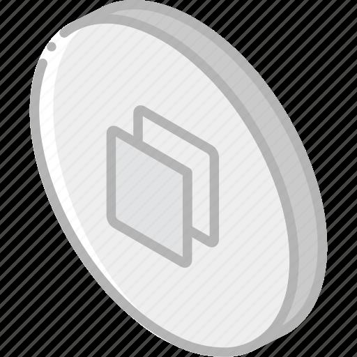 essentials, iso, isometric, windows icon