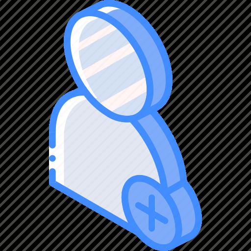 add, essentials, iso, isometric, user icon