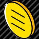 essentials, iso, isometric, menu icon