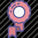 award, essentials, reward, ribbon, winner