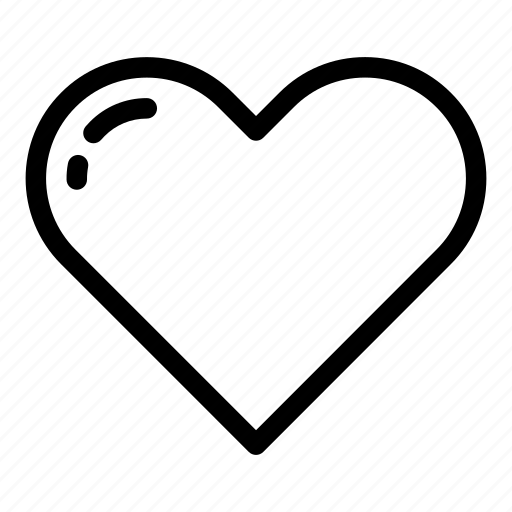 essentials, happy, heart, love, romantic, valentine, wedding icon