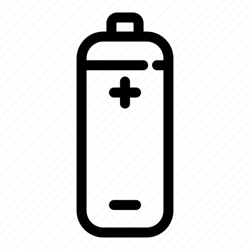 accumulator, charge, electricity, energy, essentials, power, power supply icon