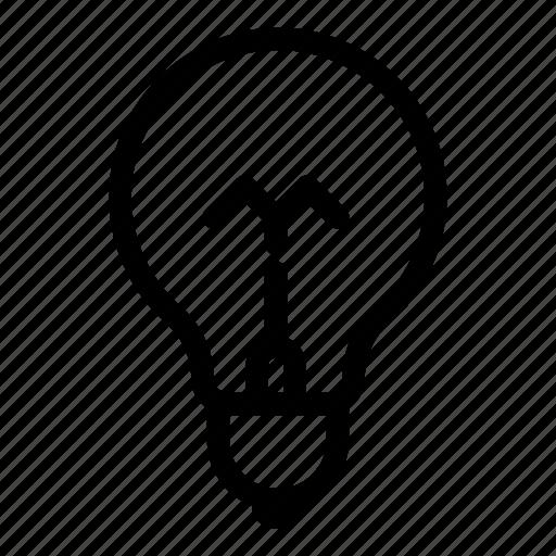 business, economy, electricity, energy, idea, leaf, lightbulb icon