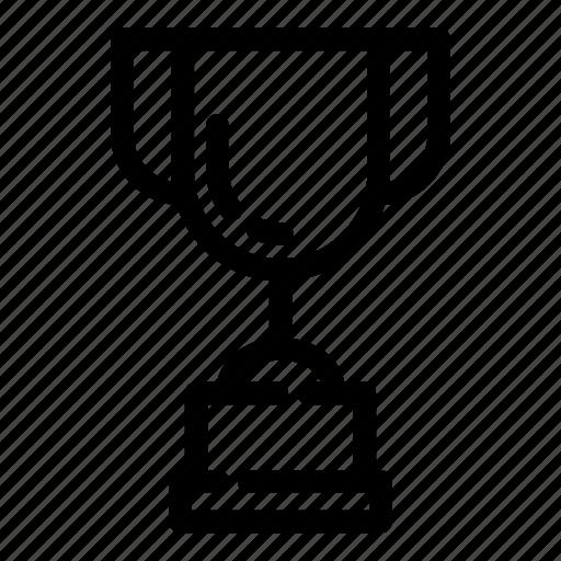 achievement, award trophy, cup, progress, star trophy, trophy, trophy cup icon