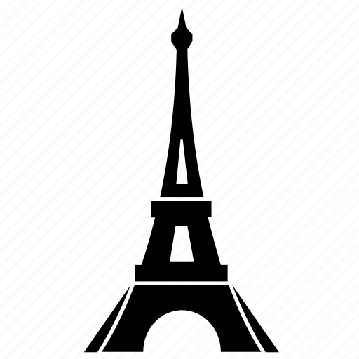 architecture, eiffel, france, paris, tower icon