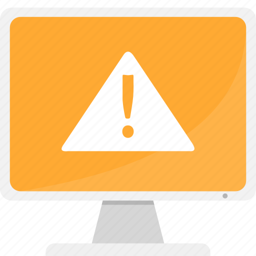 alert, bug, computer, desktop, pc, security, system icon