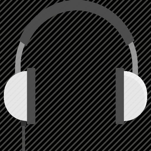 audio, headphones, listen, music, sound icon