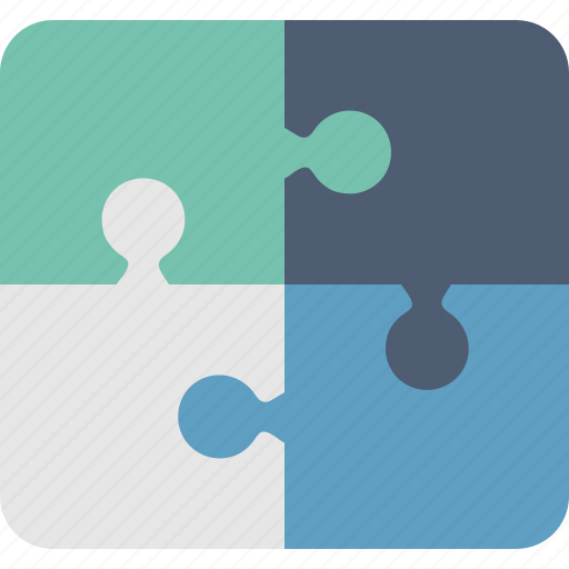 Puzzle, jigsaw, pieces icon - Download on Iconfinder