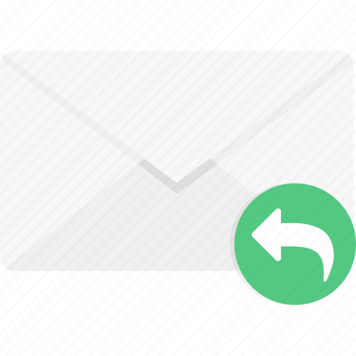 email, letter, mail, message, reply, send icon