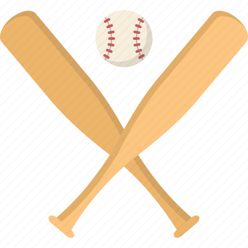 Baseball, bat, bats, sports icon - Download on Iconfinder