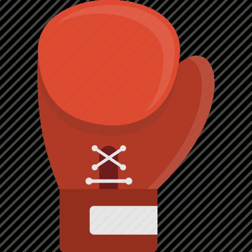boxing, boxing glove, glove icon