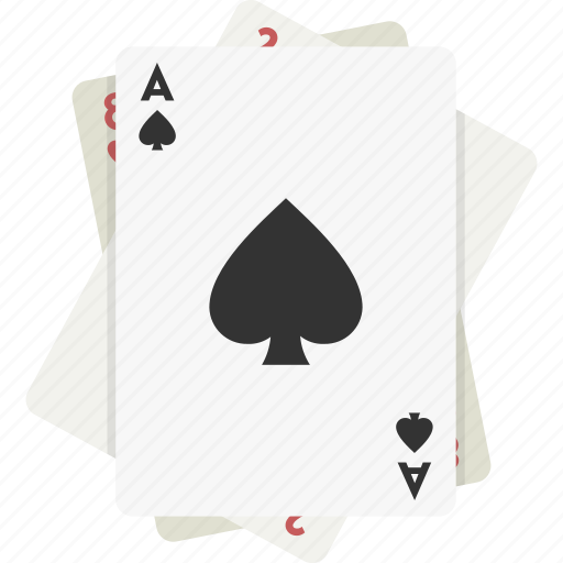 Ace, cards, playing, ace of spades, playing cards, spades icon - Download on Iconfinder