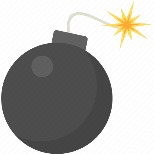 Bomb, explosion icon - Download on Iconfinder on Iconfinder