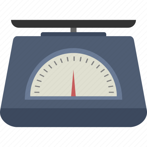 food, measure, scale, weigh icon