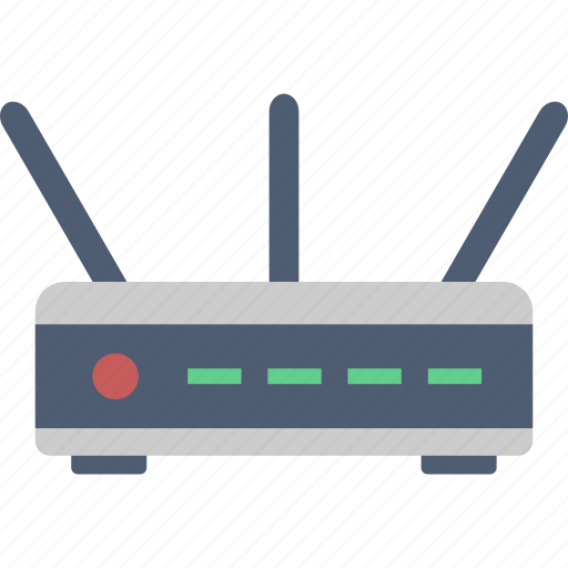 connection, network, router, server, wifi, wireless icon
