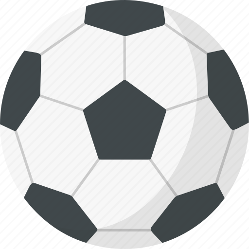 Football, soccer, ball icon