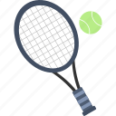 tennis, racket, ball, tennis racket, tennis ball