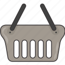 basket, shopping, store icon