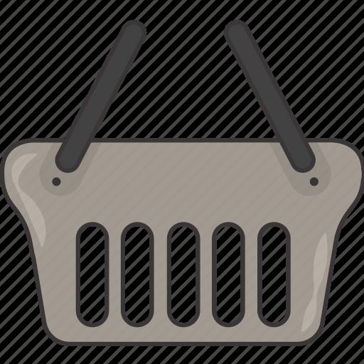 basket, shopping, store icon