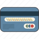 card, credit, purchase, wallet icon