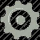 gear, settings