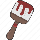 brush, color, paintbrush icon