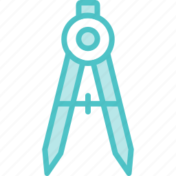 compass, tool icon