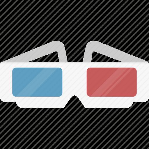 Glasses, glasses 3d icon - Download on Iconfinder