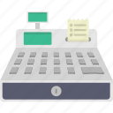 checkout, purchase, register, cash register icon