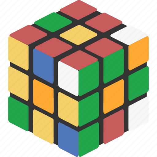 Cube, rubiks, rubiks cube icon - Download on Iconfinder