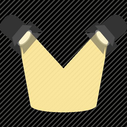 Spotlight icon - Download on Iconfinder