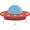 alien, aliens, space, spacecraft, ufo icon