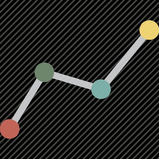 analytics, business, chart, graph, growth, seo, statistics icon