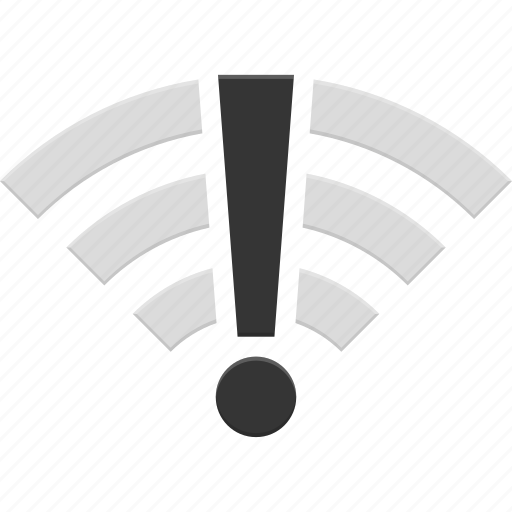Wifi, disconnected, error, network, signal, wireless icon - Download on Iconfinder