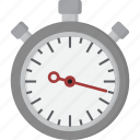 stop, stop watch, stopwatch, timer, watch icon