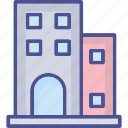 flats, real estate, apartments, shopping center